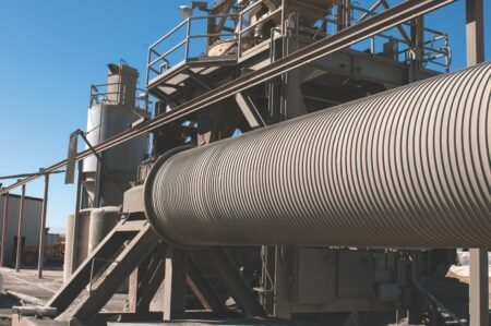 homepage large grey pipe structure