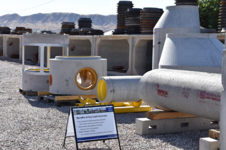precast box culverts and pipes