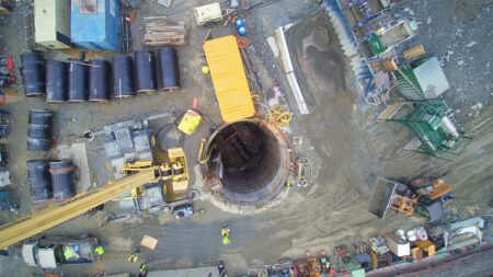 old dominion aerial view hole