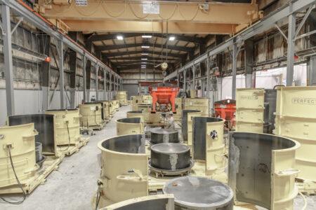 rcp perfect manhole facility