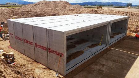 Double-Barrel Box Culvert