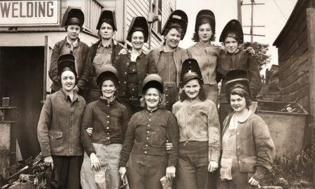 Portland Women Welders of WWII