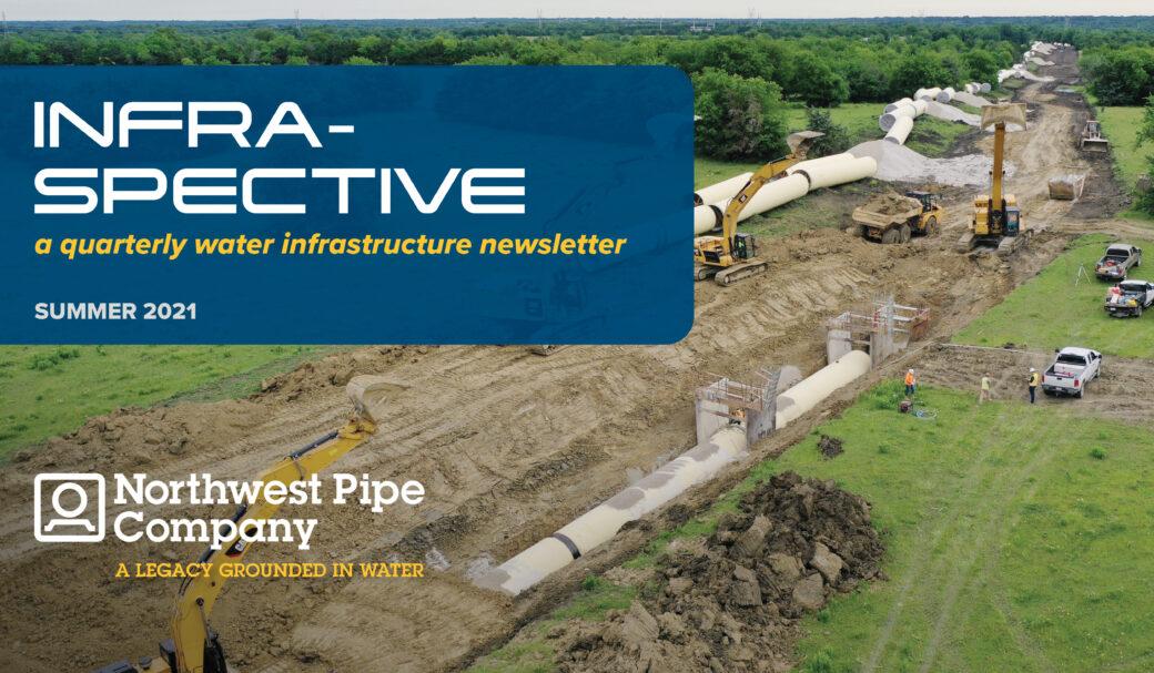 Infra-Spective Newsletter Banner Graphic